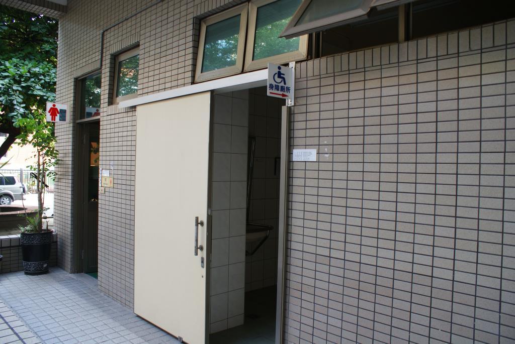 一樓無障礙廁所