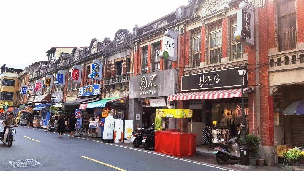 old street, 2photo