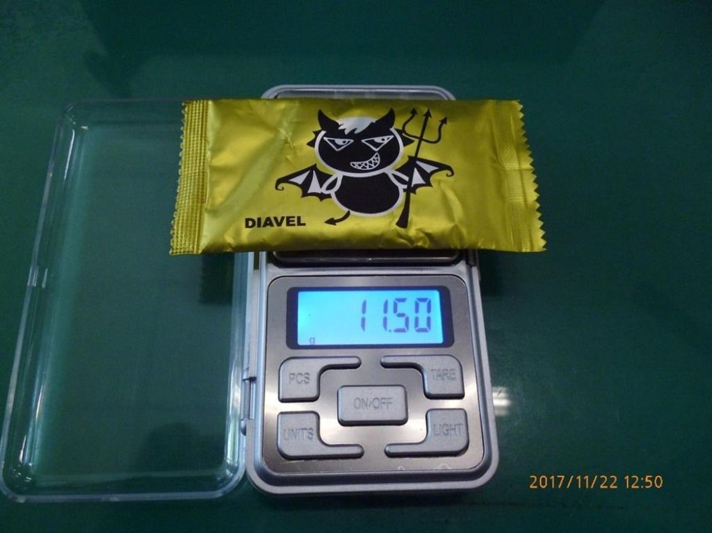小惡魔可可粉新毒品 警方查獲提醒民眾注意