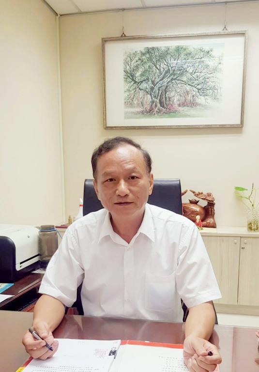 消防局局長 李清秀