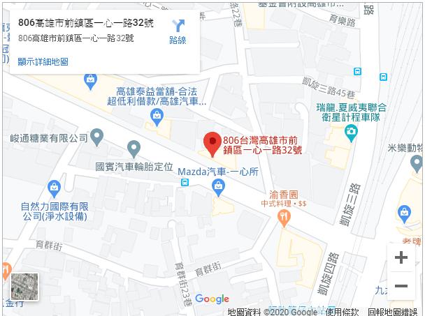 竹南里辦公處地圖