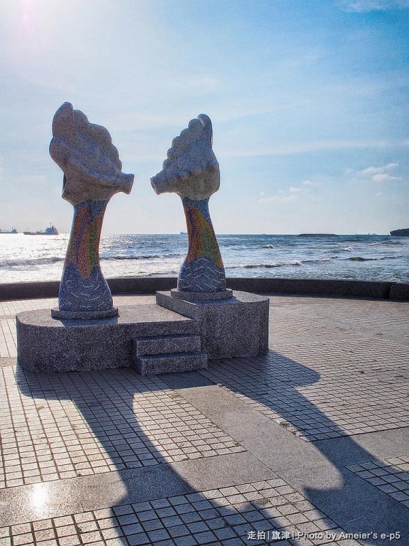 海岸公園裝置藝術