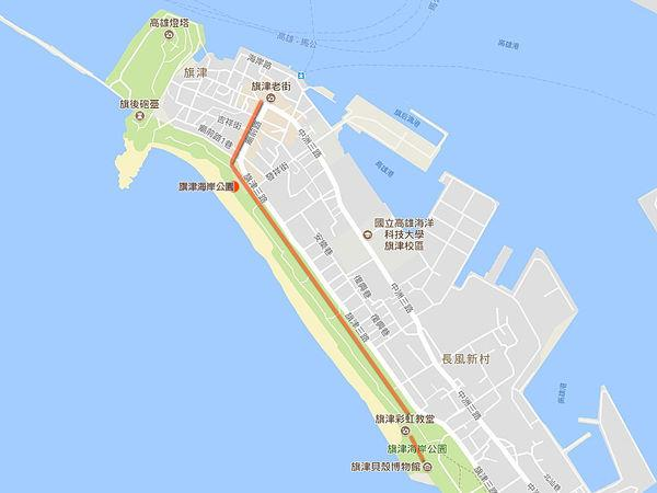 Google路徑圖
