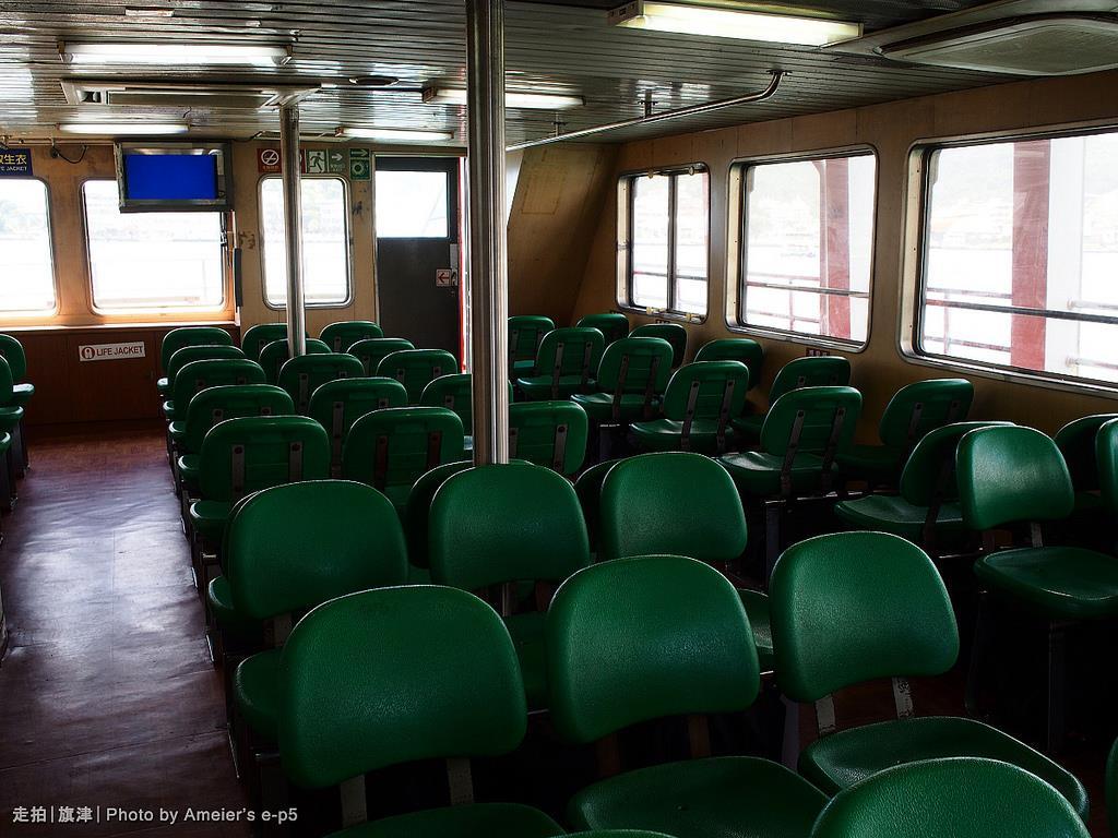 二樓一般乘客船艙