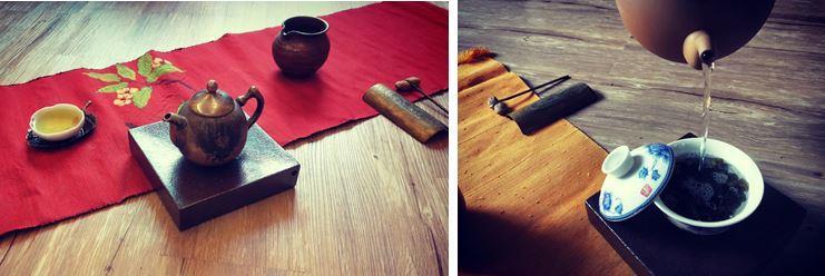 台灣經典雜誌採訪山茶