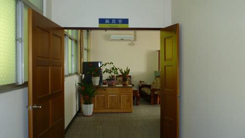 區長室(三樓)