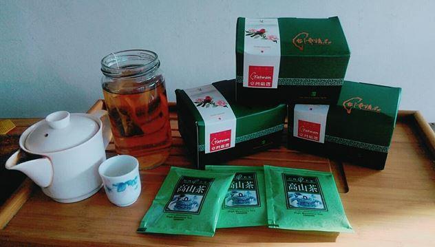 商品名稱:原生山茶(茶包)
