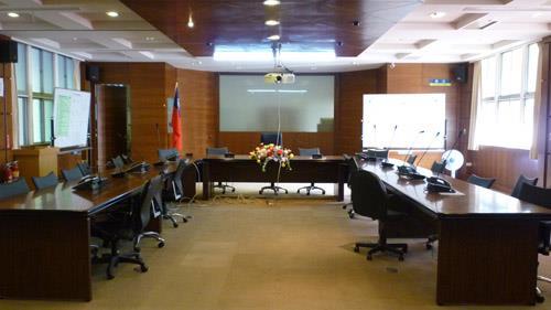 二樓會議室