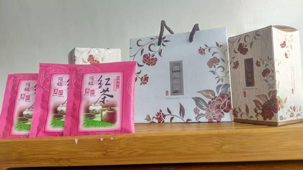 商品名稱:原生紅茶(茶包)