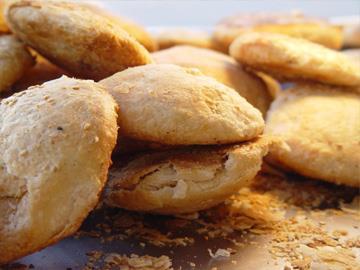 鳳林古早味炭烤燒餅