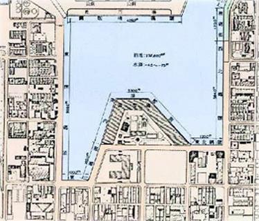 前鎮漁港平面圖