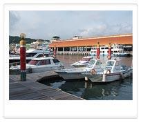 鼓山漁港-哨船頭、遊艇碼頭