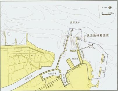 汕尾漁港圖示