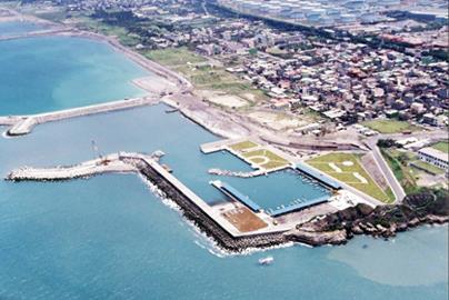 鳳鼻頭漁港現況圖