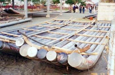 CTY:無動力漁筏