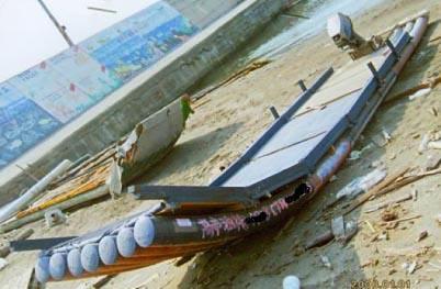 CTR:動力漁筏