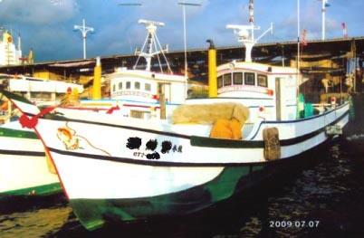 CT2:漁船噸數為10噸以上未滿20噸