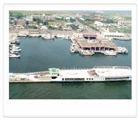 旗津漁港-自由長堤