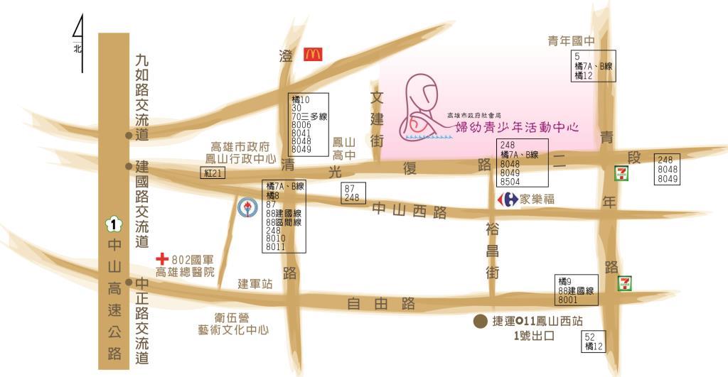 相片說明-本中心地圖(另開新視窗)