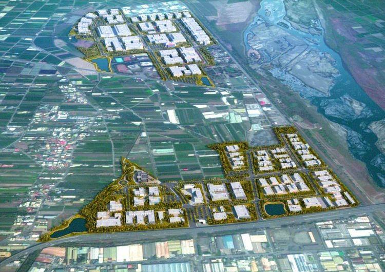 和發產業園區
