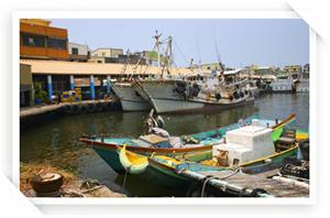旗津漁港港口