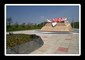 勞動女性紀念公園廣場