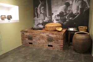 傳統爐灶文物展示