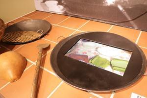 廚房文物展示