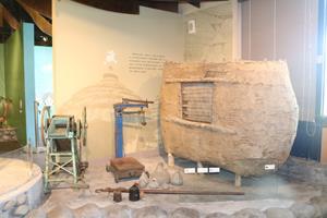 穀倉模型展示