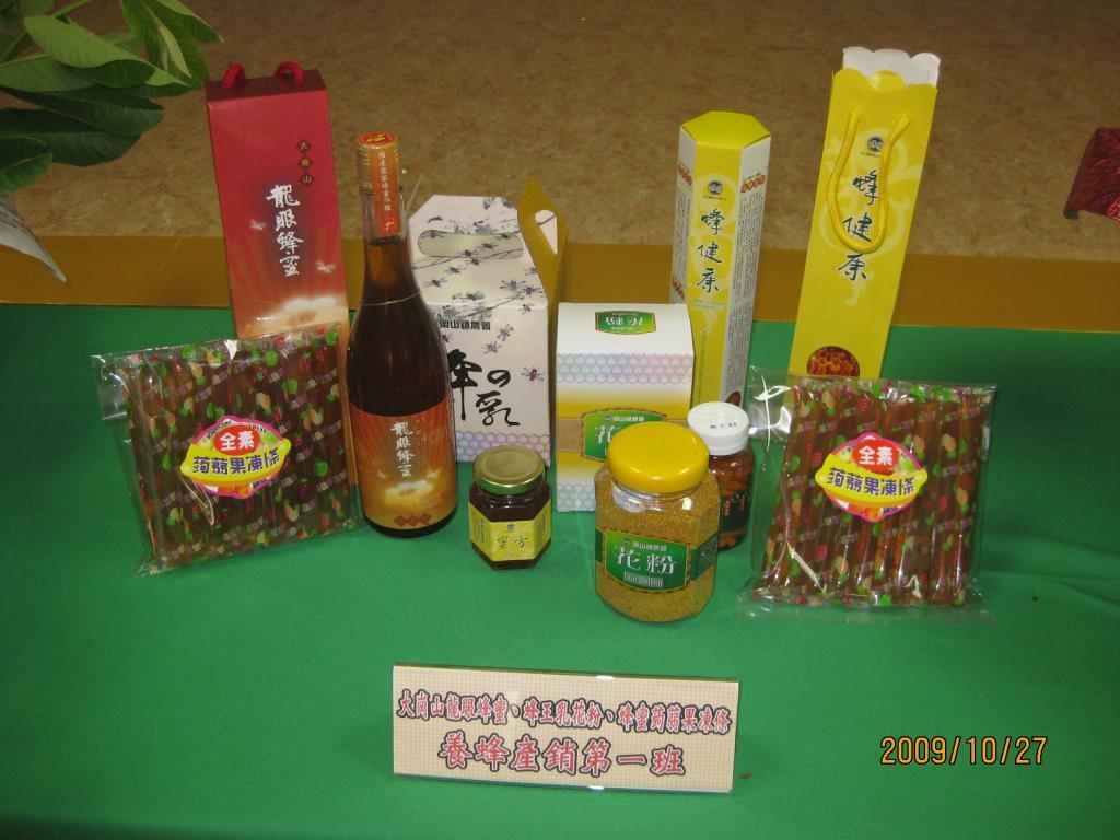 蜂蜜相關商品